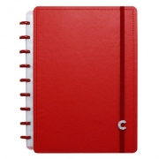 Caderno Inteligente All Red Médio