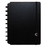 Caderno Inteligente Basic Black Médio