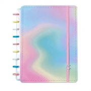 Caderno Inteligente Candy Splash Médio