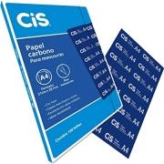 Carbono Cis Filme Manuscrito Azul Caixa c/ 100fls