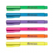 Marca Texto Faber Castell GrifPen Neon