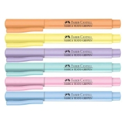 Marca Texto Faber Castell GrifPen Pastel