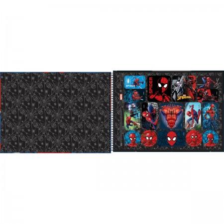 Caderno de Desenho Spider Man Tilibra 80 Folhas