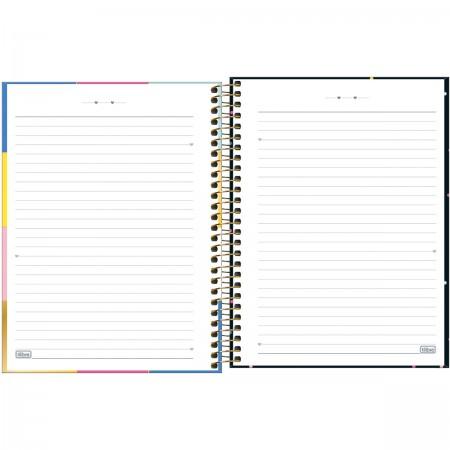 Caderno Espiral Be Nice Tilibra Universitário 10 Matérias