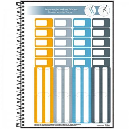 Caderno Espiral Executivo Cambridge Tilibra Universitário 1 Matéria