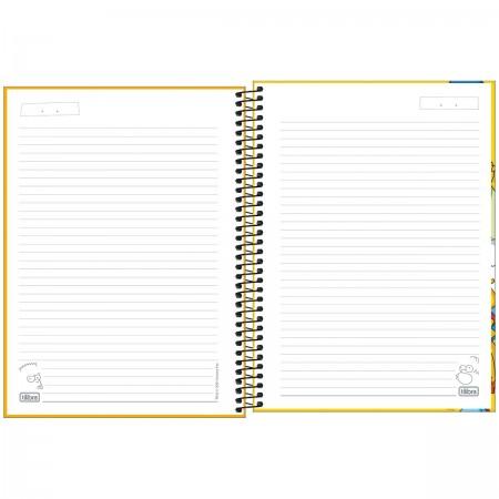 Caderno Espiral Simpsons Tilibra Universitário 16 Matérias