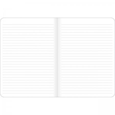 Caderno Grampeado Flexível Kraftwork Tilibra 32 Folhas