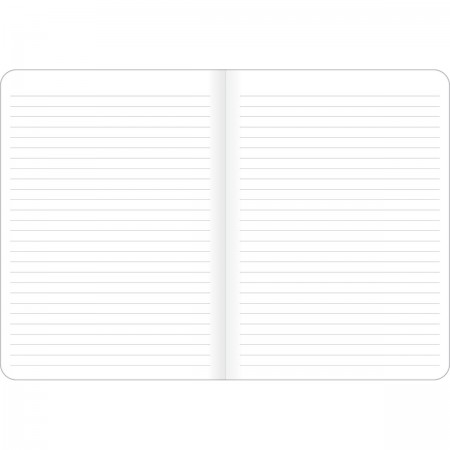 Caderno Grampeado Flexível West Village Tilibra 32 Folhas