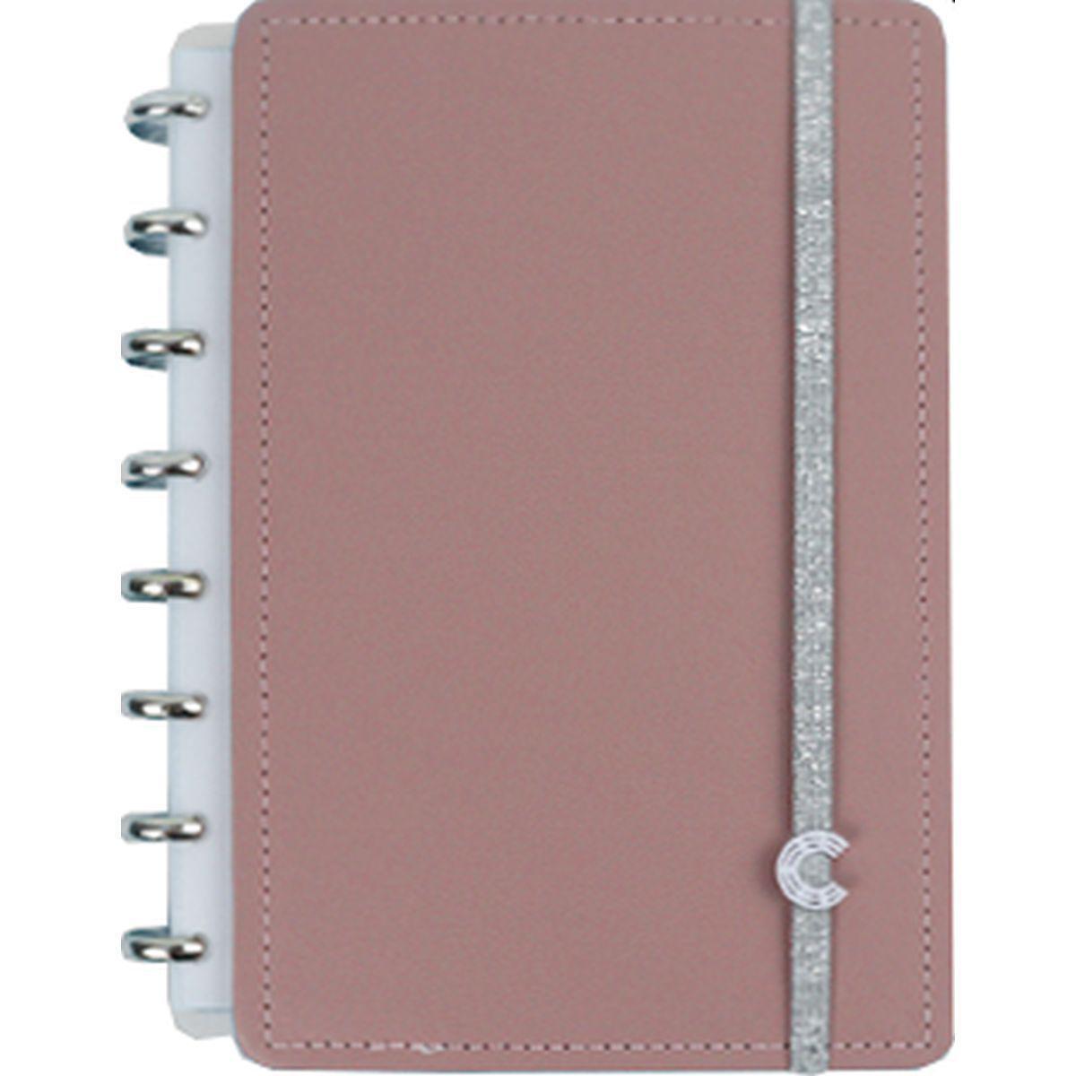 Caderno Inteligente Chic Nude A5