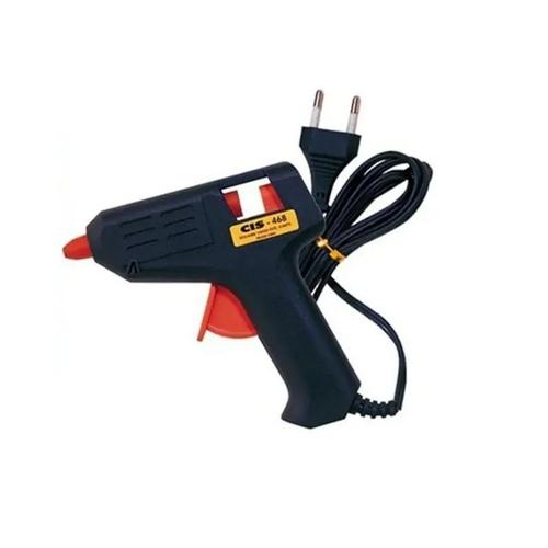 Pistola de Cola Quente Fina Cis Pequena S468 Bivolt 15W