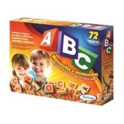 ABC COM 72 PÇS