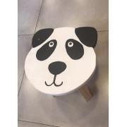 BANQUINHO ANIMAIS PLAY VERDE PANDA