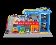 CAR SERVICE - POSTINHO E GARAGEM