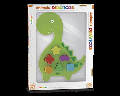 ANIMAL DIDÁTICO - DINO