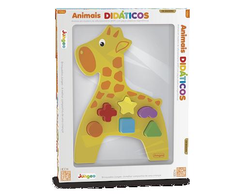 ANIMAL DIDÁTICO - GIRAFA