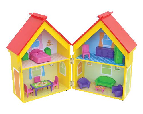 CASINHA - YELLOW HOUSE