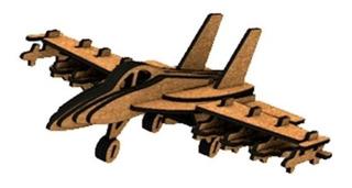 COLEÇÃO MILITAR - CACA F-18