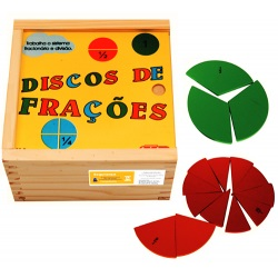 DISCOS DE FRACOES REF.0036