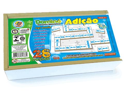 DOMINO ADICAO (ESTOJO)