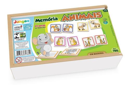 MEMORIA ANIMAIS (ESTOJO)