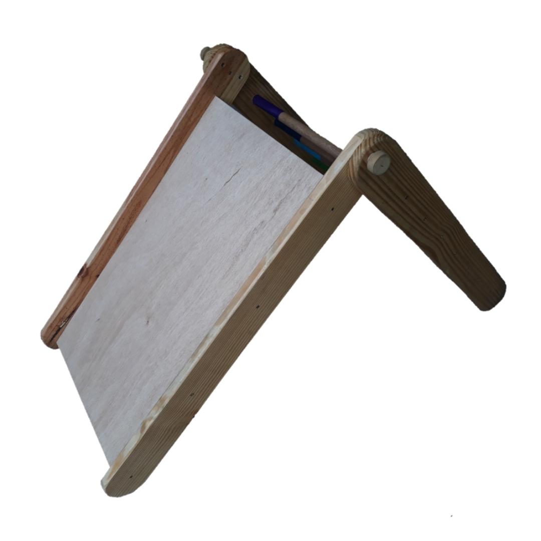 TRIANGULO PIKLER 2 X 1 (ESCORREGA E MURO)