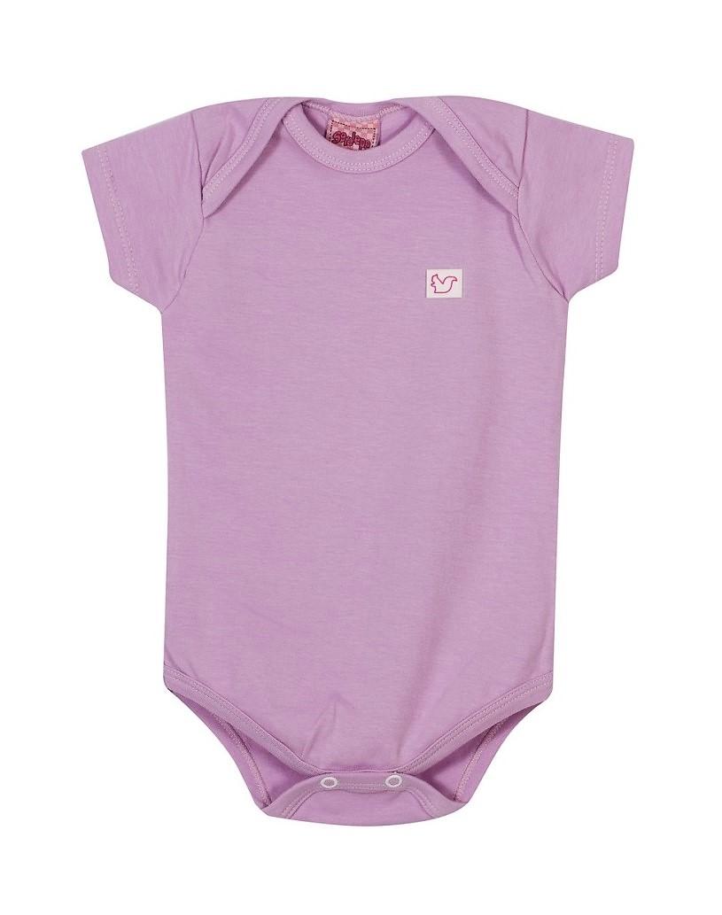 Body Bebê Menina - Lavanda