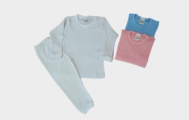Conjunto Ribana Blusa e Calça