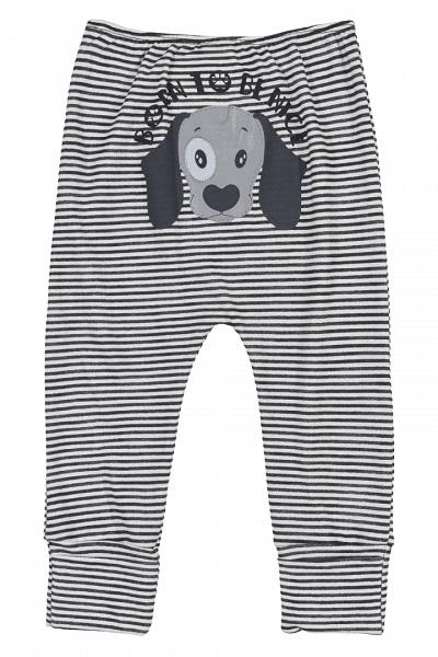 Kit 2 Bodies Manga Curta e 1 Calça Up Baby Menino Cachorrinhos