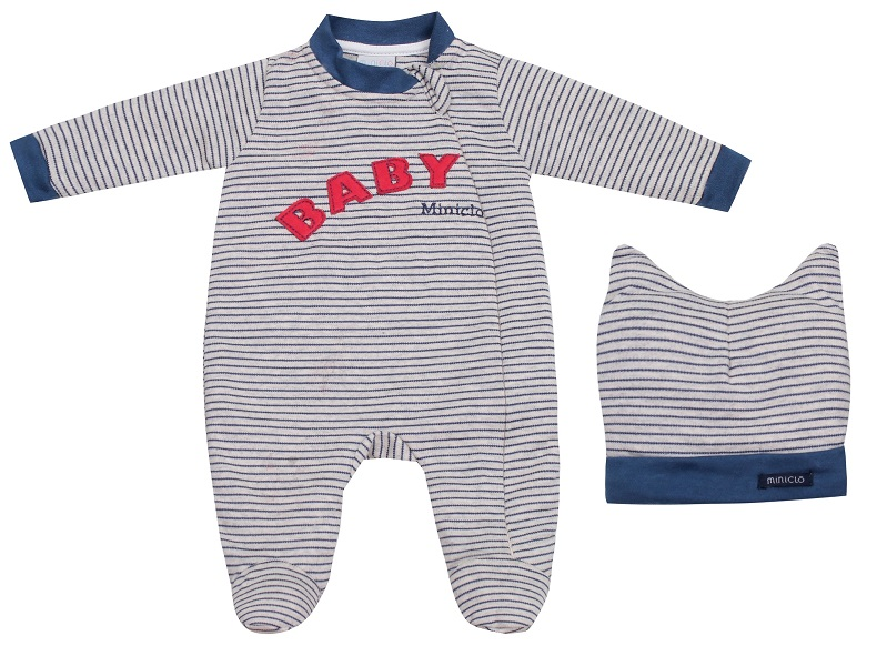 Macacão Suedine Baby