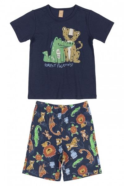 Pijama Up Baby Menino Animais