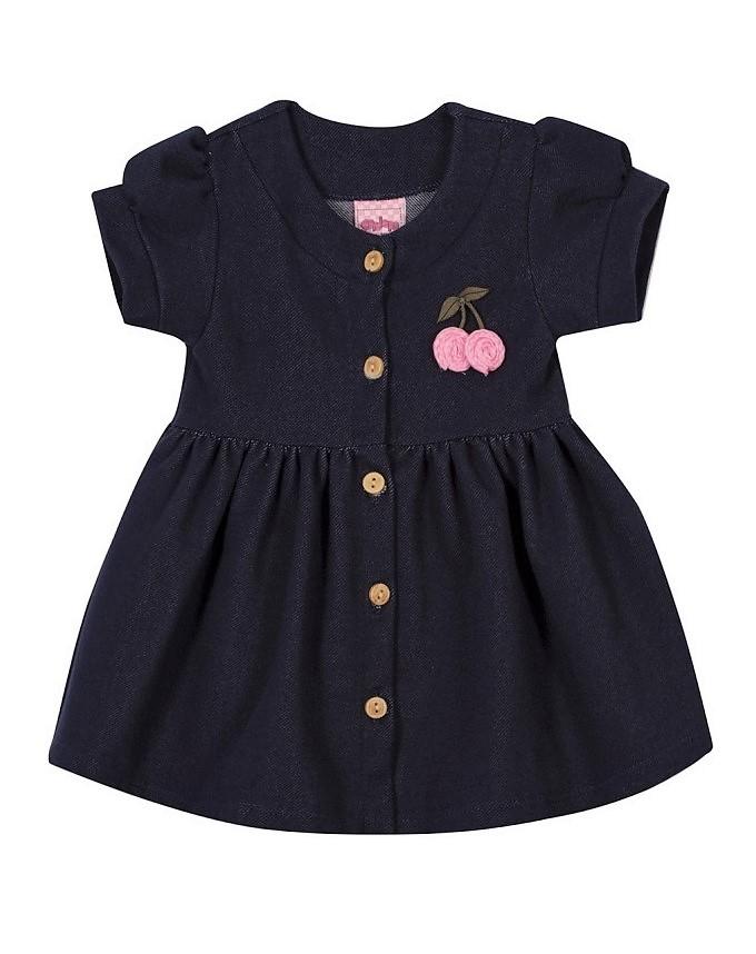 Vestido Bebê Cereja - Indigo Jeans