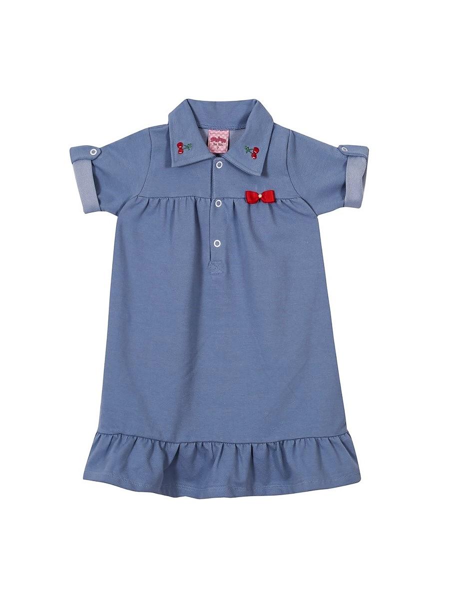 Vestido Infantil Menina Cereja - Indigo Jeans