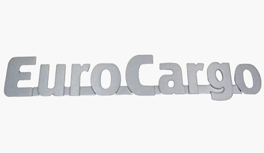 EMBLEMA DIANTEIRO DA CABINE - EUROCARGO 98449227