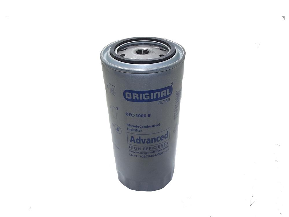 Filtro Diesel - CAVALLINO/CURSOR