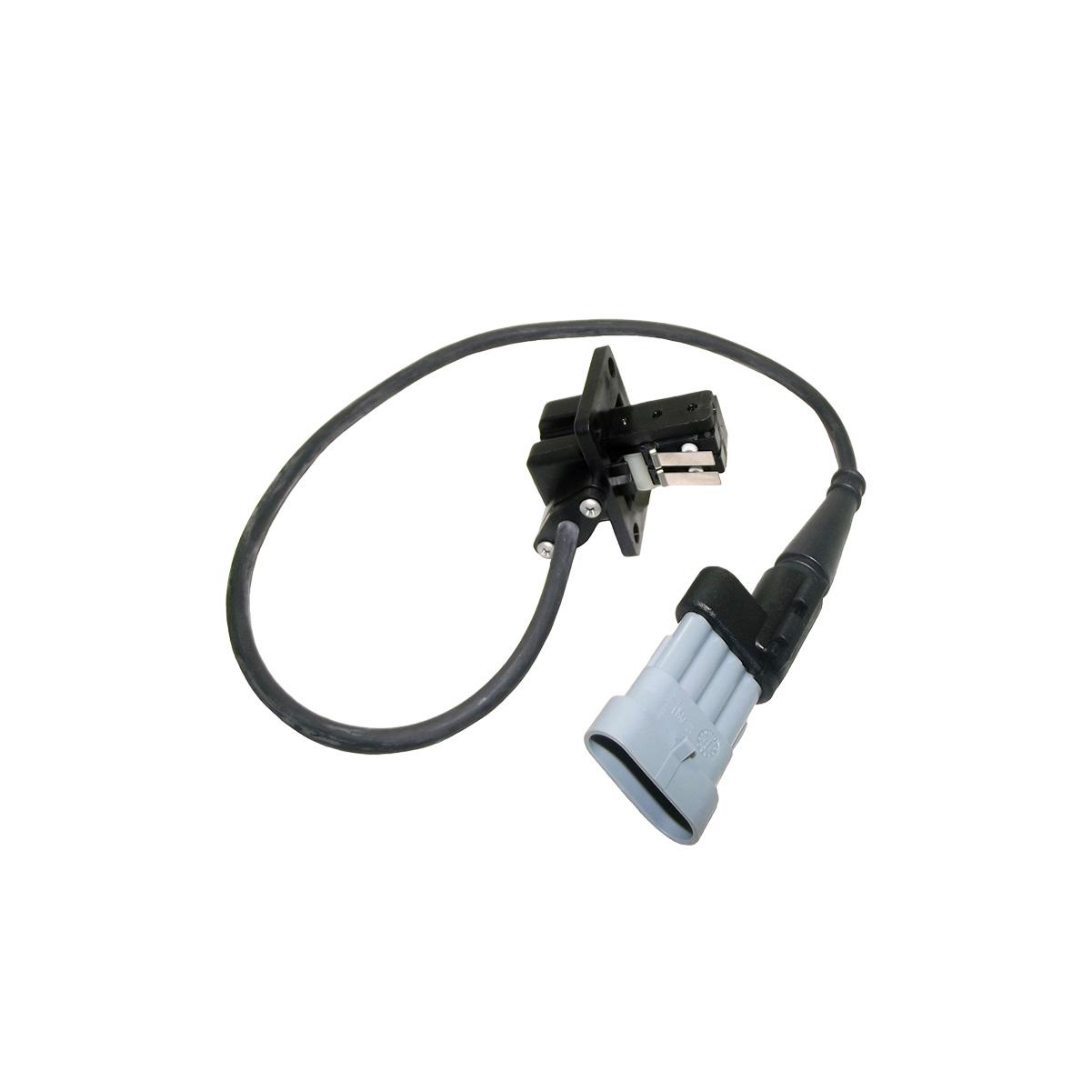 Interruptor Luz De Freio Valvula Pedal - CAVALLINO/CURSOR/EUROTECH/ONIBUS/STRALIS/TECTOR