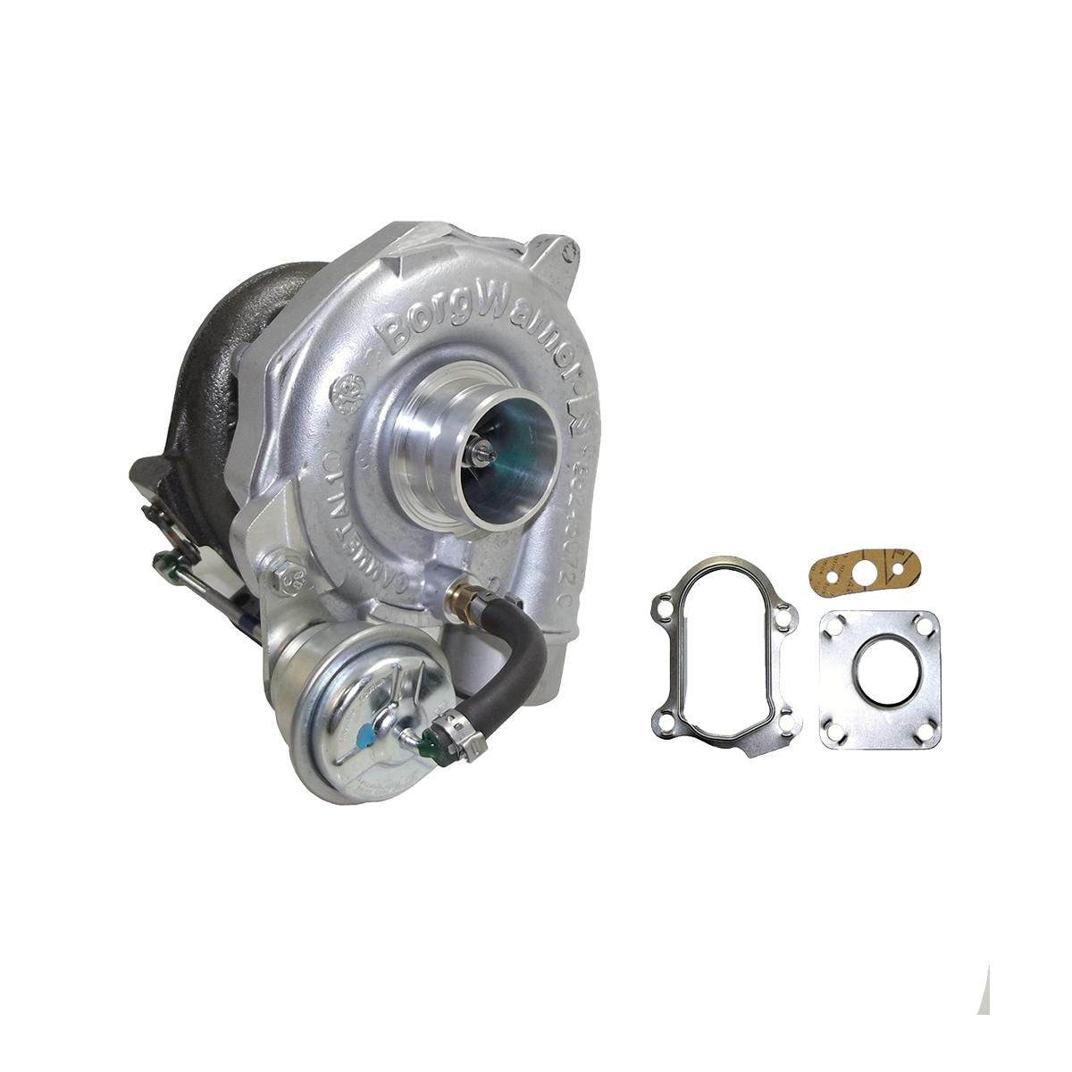Turbina Do Motor Sem Intercooler - DAILY