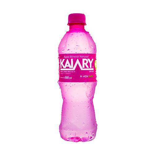 Água Min. Kaiary Rosa 498ml 12X1
