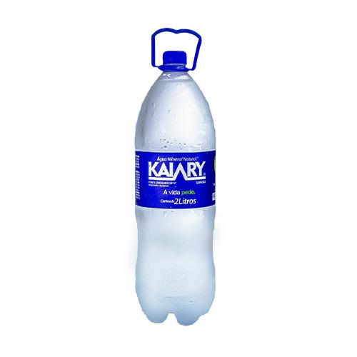 Água Mineral Kaiary 2000ml 6X1