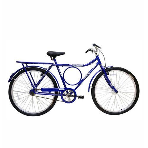 Bicicleta Aro 26 Super Barra R. Duplo V.B - Azul
