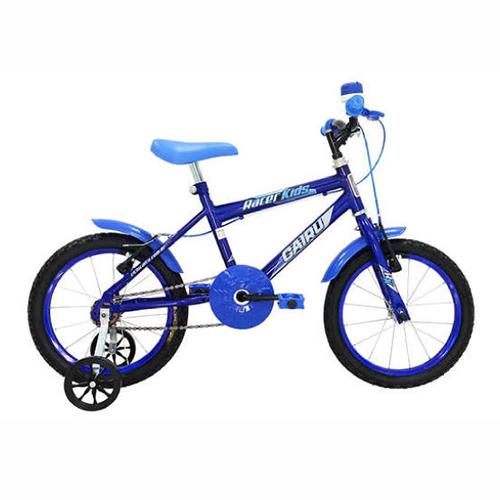Bicicleta Infantil Aro 16 Cairu Racer Kids - Azul