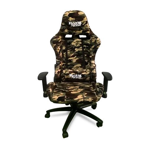 Cadeira Gamer Dazz Red Nose Elite - Camuflada