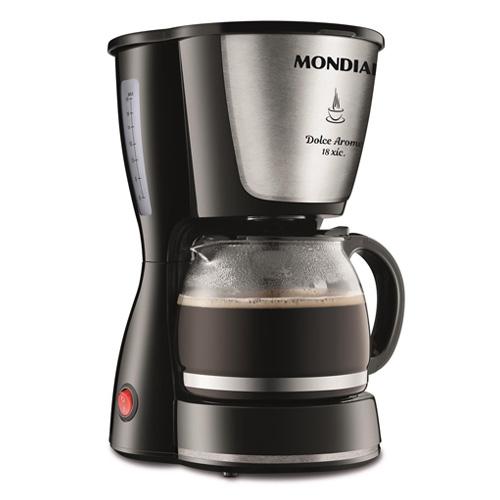 Cafeteira Elétrica Mondial Dolce Arome 18 C-30-18X