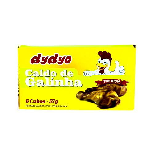 Caldo de Galinha Dydyo 10x57g