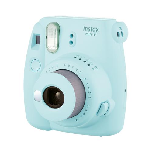 Câmera Instantânea Instax Mini 9 Azul Aqua
