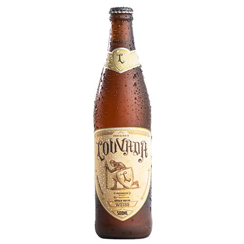 Cerveja Louvada Ale Weiss 500ml
