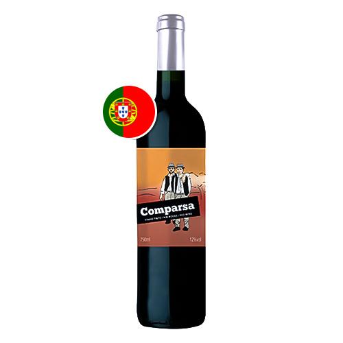 Vinho Comparsa D'Ouro 750ml