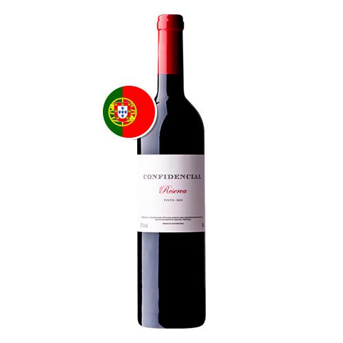 Vinho Confidencial Reserva 750ml