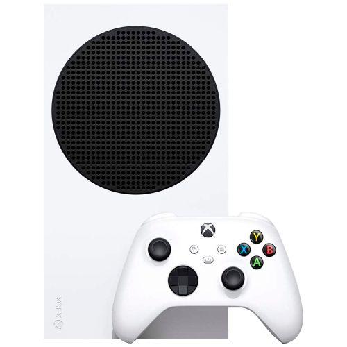 Xbox Series S Branco - SSD 500gb + 1 Controle