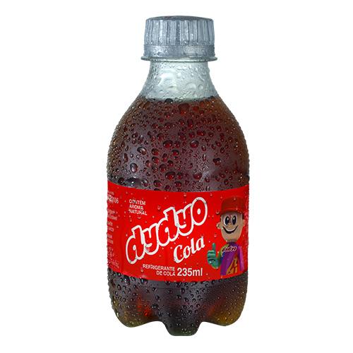 Dydyo Cola 235ML 12X1