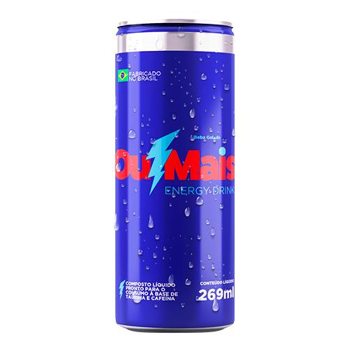 Energético OuMais 12X269ml